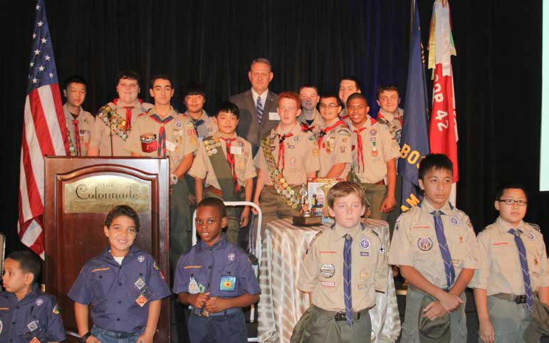 Boston Minuteman Council Salute to Scouting