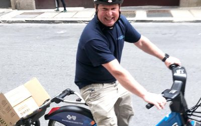 A Bike Sharing Enthusiast Twice Over