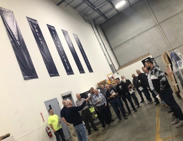 Colonial Systems Hosts FSN Event